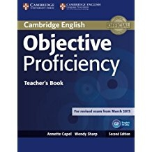 کتاب زبان Objective Proficiency Teacher's Book 2nd Edition