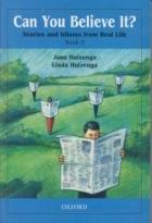کتاب زبان Can You Believe It? Book3 + CD