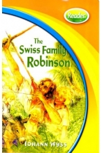 کتاب زبان Hip Hip Hooray Readers-The Swiss Family Robinson