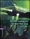 کتاب زبان Bookworms 4:20,000 Leagues Under the Sea+CD