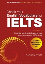 Check Your English Vocabulary for IELTS 4th