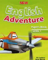 کتاب زبان New English Adventure 1 Pupil+Activity+CD