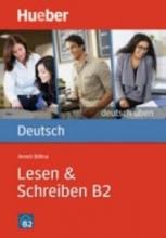 کتاب زبان Deutsch uben: Lesen & Schreiben B2
