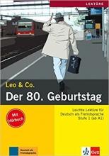 کتاب زبان Leo & Co.: Der 80. Geburtstag