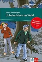کتاب زبان Unheimliches im Wald