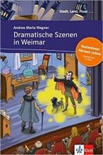 کتاب زبان Dramatische Szenen in Weimar