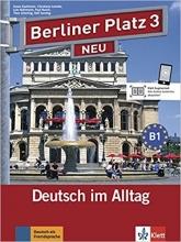 کتاب زبان Berliner Platz Neu: Lehr- Und Arbeitsbuch 3 + CD