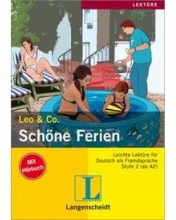 Leo & Co.: Schone Ferien (Stufe 2) - mit CD