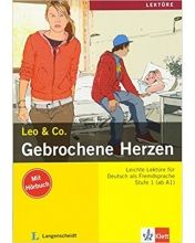 کتاب زبان Leo & Co.: Gebrochene Herzen