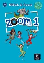 کتاب زبان Zoom 1 methode de francais + cahier + CD