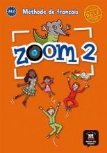 کتاب زبان Zoom 2 methode de francais + cahier + CD