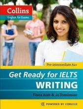 کتاب آیلتس Collins Get Ready for IELTS Writing Pre-Intermediate