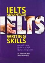 کتاب آیلتس ادونتیج رایتینگ اسکیلز IELTS Advantage Writing Skills