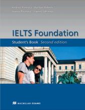 کتاب زبان Ielts Foundation Students Book+study skills+2cd