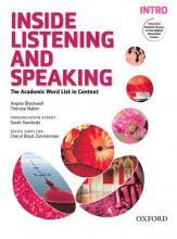 کتاب زبان اینساید لیسنینگ اند اسپیکینگ Inside Listening and Speaking Intro+CD