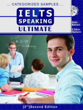 کتاب زبان IELTS SPEAKING ULTIMATE CATEGORIZED SAMPLES 2nd Edition