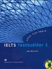 کتاب آیلتس تست بیلدر IELTS Testbuilder 2 with CD