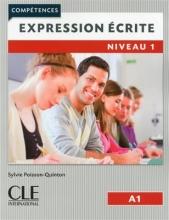 کتاب زبان Expression ecrite 1 - Niveau A1 - 2eme edition