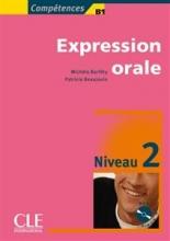 کتاب زبان Expression orale 2 - Niveau B1 + CD