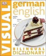 کتاب زبان German English Bilingual Visual Dictionary