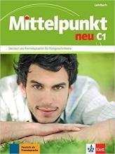 کتاب زبان Mittelpunkt neu C1 lehrbuch + Arbeitsbuch + CD