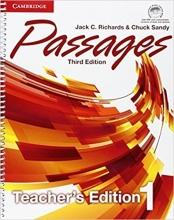 کتاب زبان Passages 1 Teacher's Edition Third Edition + CD کتاب Objective Advanced Teacher's Book