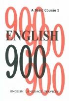 کتاب زبان ENGLISH 900 A Basic Course 1