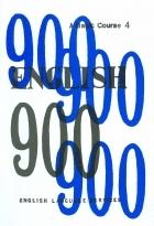 کتاب زبان ENGLISH 900 A Basic Course 4
