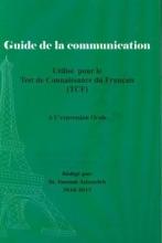 کتاب زبان (Guide de la communication (TCF