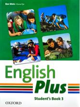 کتاب زبان English Plus 3 (SB+WB+2CD)