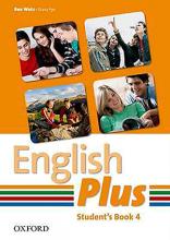 کتاب زبان English Plus 4 (SB+WB+2CD)