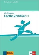 کتاب آزمون گوته آلمانی MIT Erfolg Zum Goethe-Zertifikat: Testbuch C1 + CD