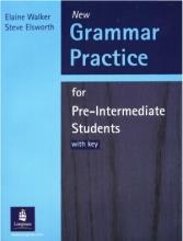 کتاب زبان Grammar Practice for Pre-intermediate Students Book with key