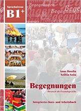 کتاب Begegnungen: Kurs- und Arbeitsbuch B1+ CD