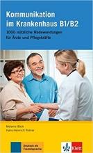 کتاب زبان Deutsch im Krankenhaus: Kommunikation im Krankenhaus B1/B2