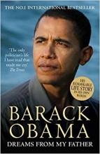 کتاب زبان barack obama dreams from my father
