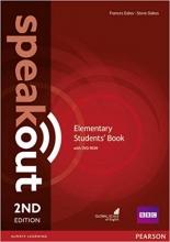 کتاب آموزشی اسپیک اوت  Speakout Elementary  2nd Edition