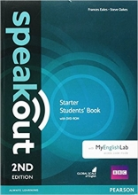Speakout Starter (SB+WB+CD)  2nd Edition