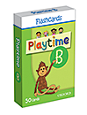 کتاب زبان PlayTime B Flashcards