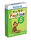 کتاب زبان PlayTime B Flashcards