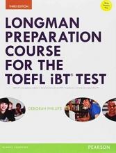 کتاب زبان Longman Preparation Course for the TOEFL® iBT Test (3rd edition) +CD