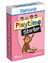 کتاب زبان PlayTime Starter Flashcards