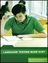 کتاب زبان Language Testing Made Easy