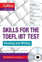 کتاب زبان Collins Skills for The TOEFL iBT Test: Reading and Writing+CD