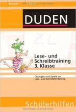 کتاب زبان Lese- und Schreibtraining. 3. Klasse