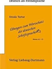 کتاب Übungen zum Wortschatz der deutschen Schriftsprache Niveau A2-C1 Dartman