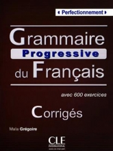 کتاب Grammaire progressive - perfectionnement + CD