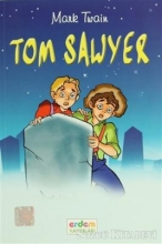 کتاب زبان داستان ترکی Tom Sawyer
