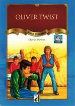 کتاب زبان داستان ترکی Oliver Twist