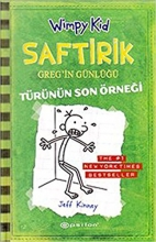 کتاب زبان (Saftirik Greg'in Gunlugu Turunun Son Ornegi (Turkish